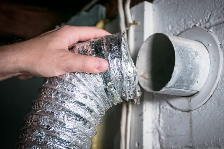 Top Reasons To Clean Your Dryer Vents