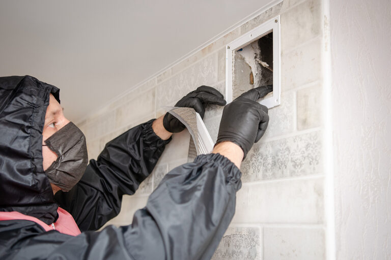 Warehouse Air Duct Cleaning Service In Pittsburgh